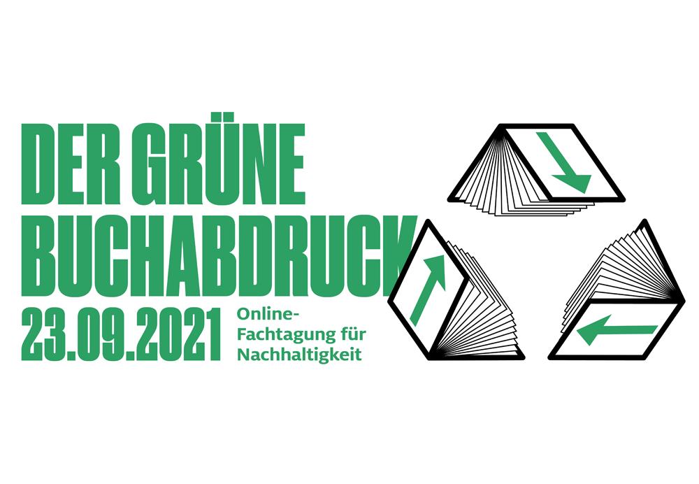 Der grüne Buchabdruck: Online-Fachtagung für Nachhaltigkeit
