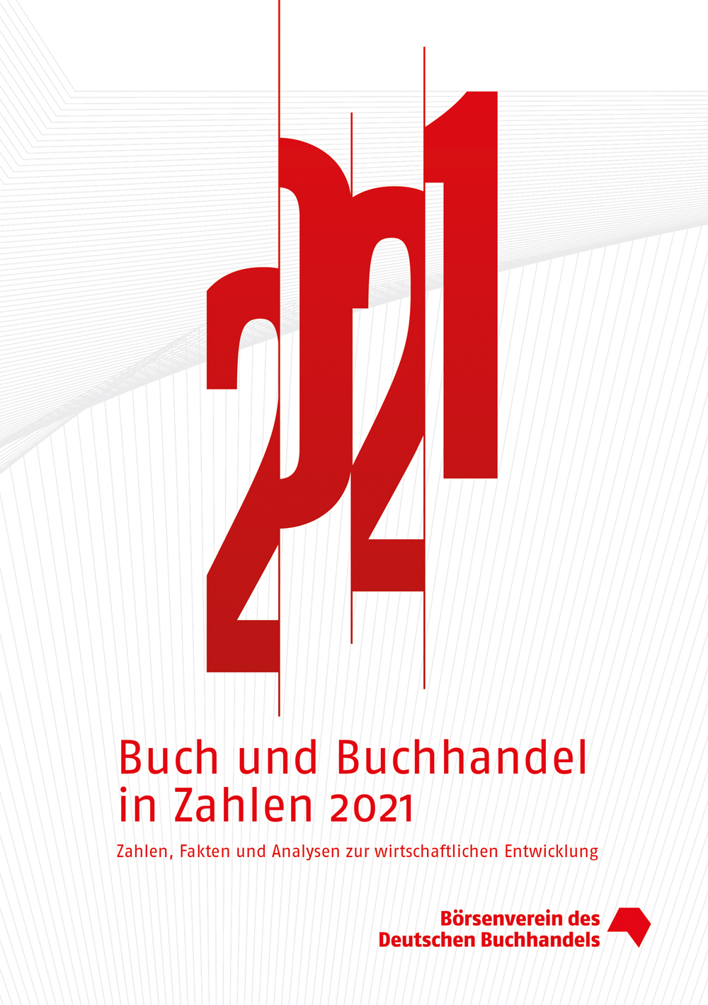 Coverabbildung Buch und Buchhandel in Zahlen 2021