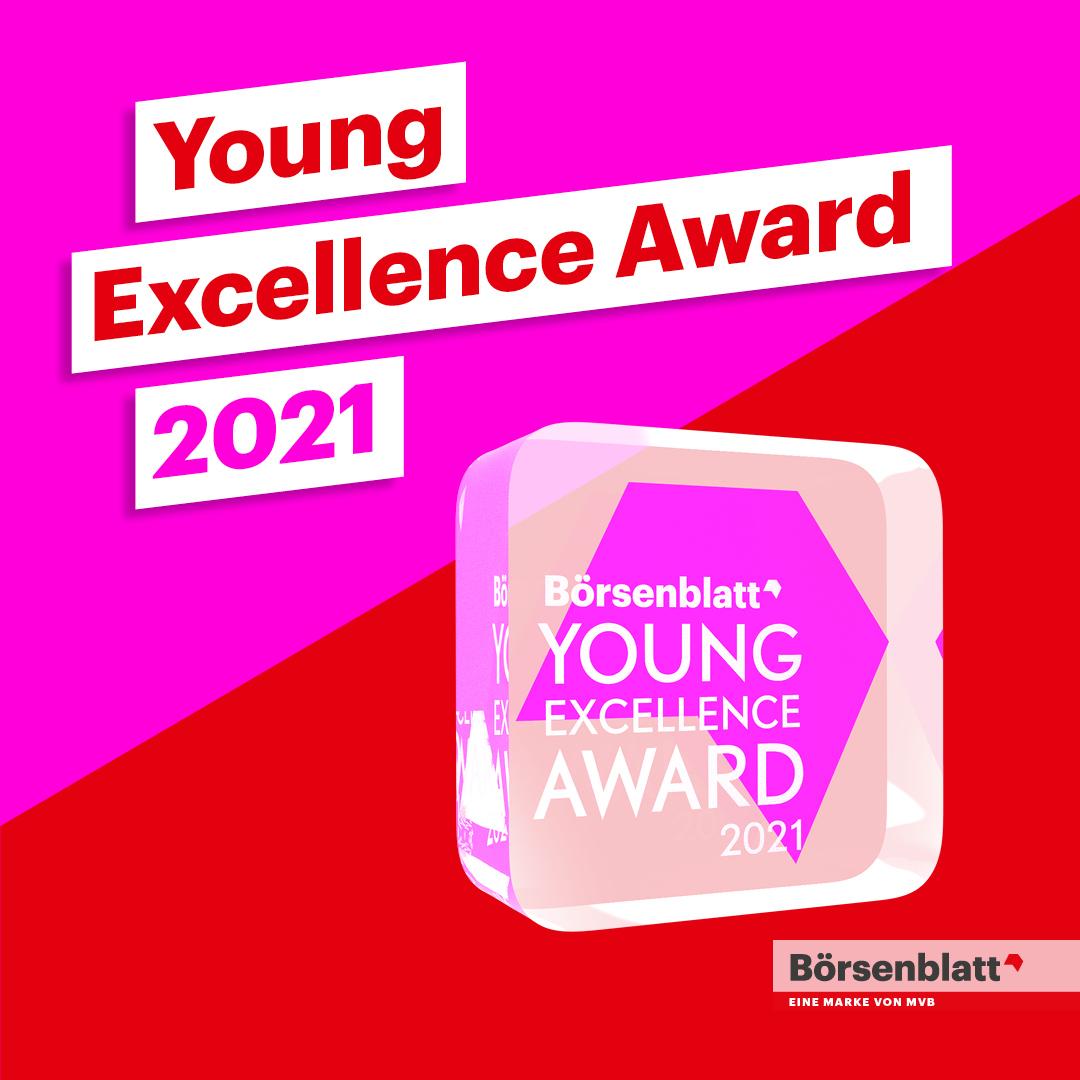 Börsenblatt Young Excellence Award 2021